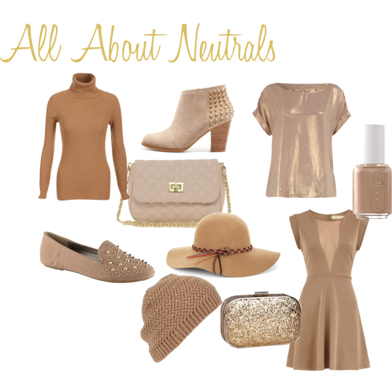 {tuesday cravings} neutrals