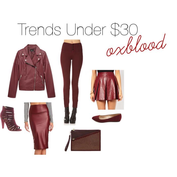 Trends Under $30: Bordeaux
