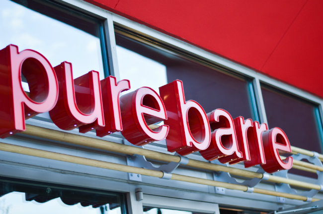 Journey with Pure Barre Westside