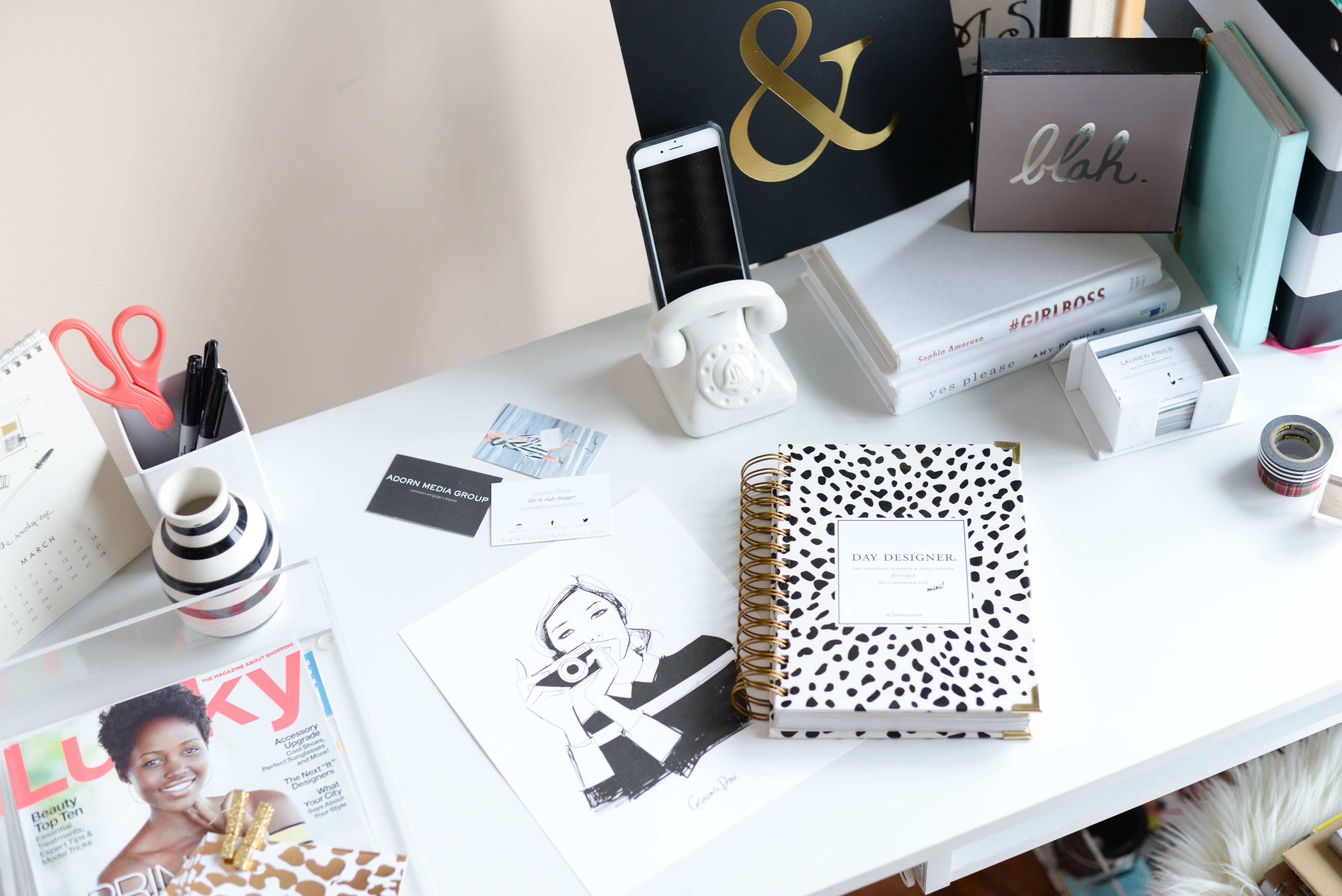 pin the spice pieces everywhere alert this focal your fabulous trend with around up print chicest space desk dalmatian for is darling decor