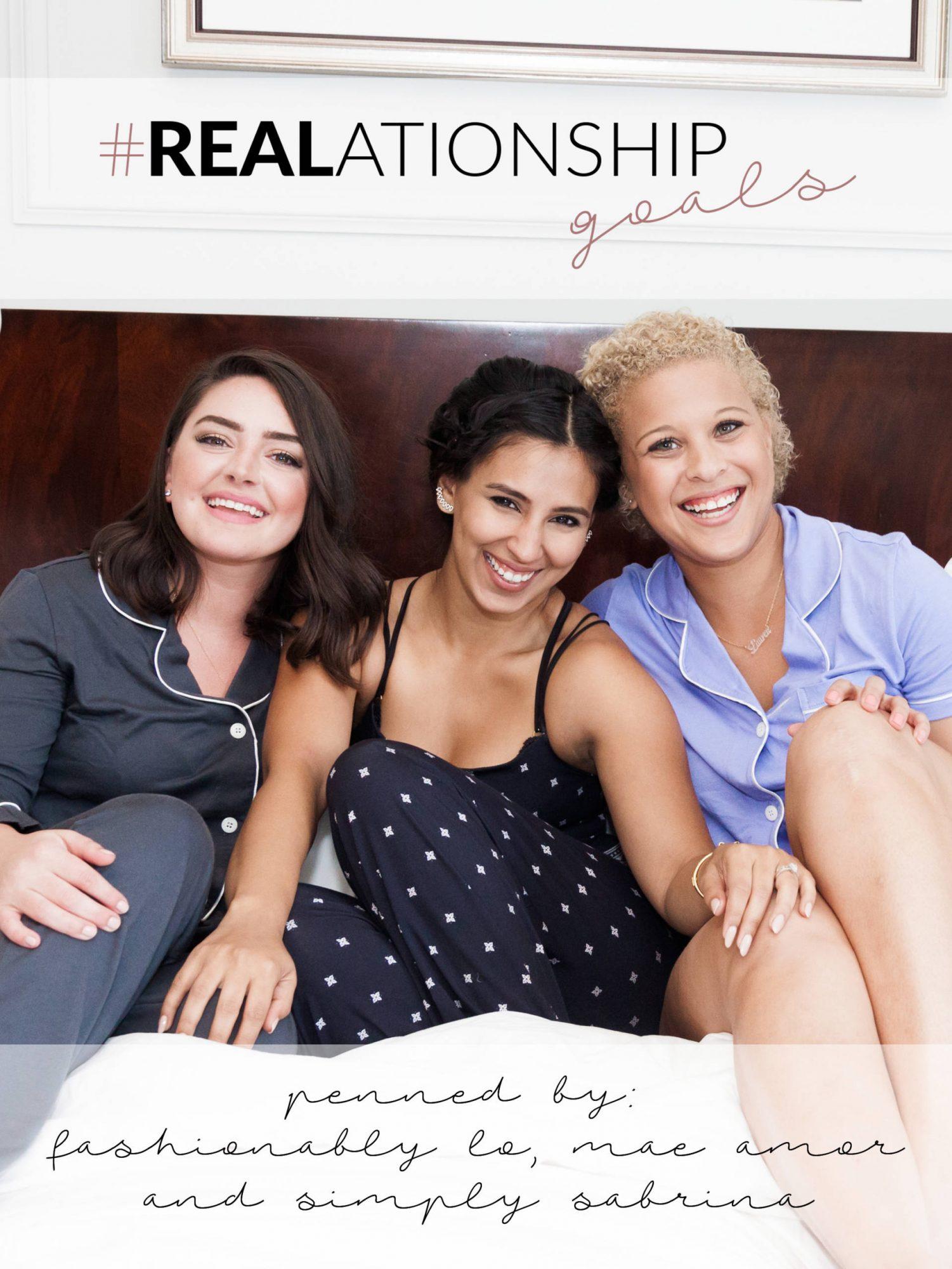 #REALationship Goals | The Kickoff