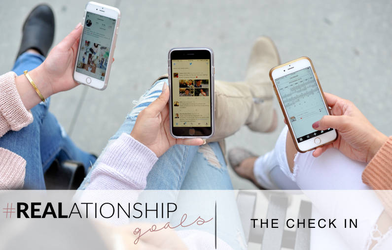 #REALationshipGoals | A Check In