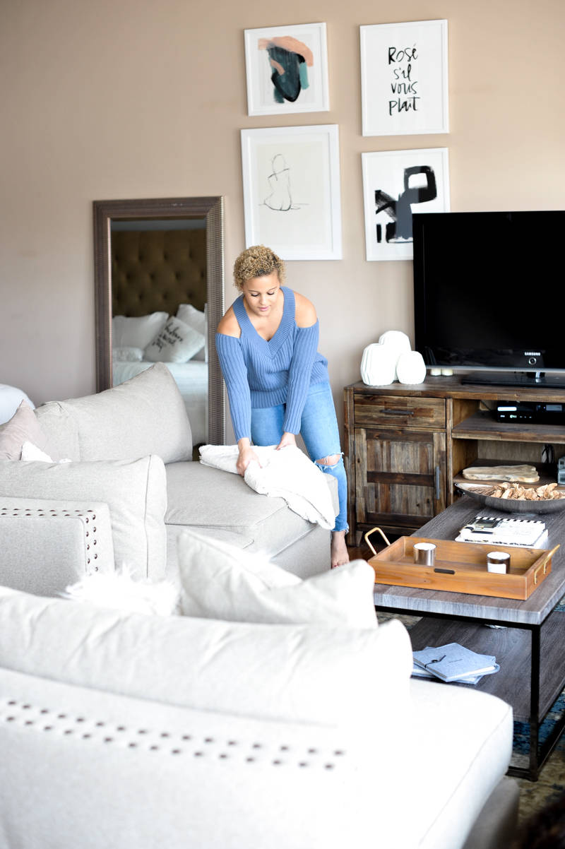 Spring Cleaning Tips for the Lazy Girl