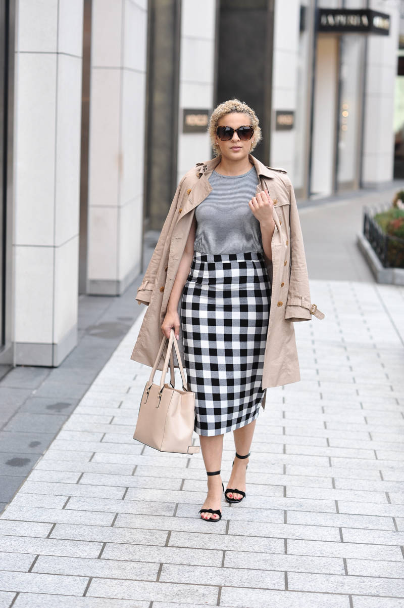 Stripes + Gingham