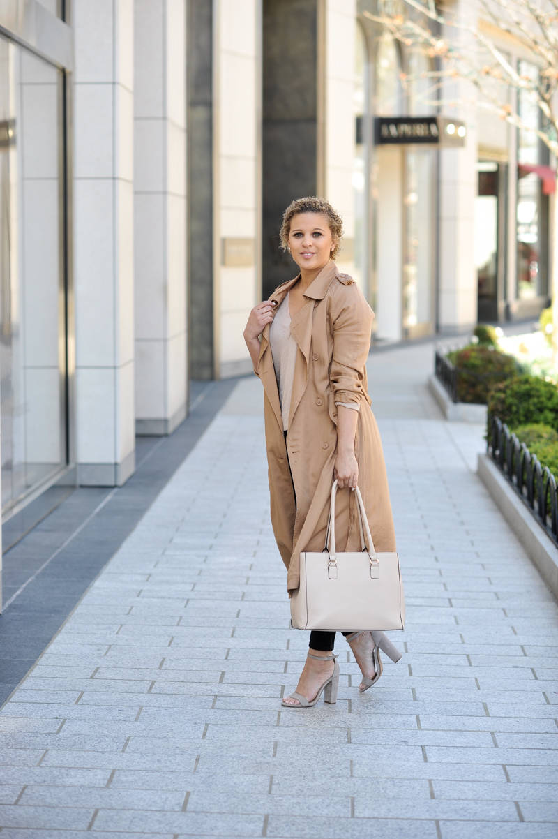 How to Style Spring Neutrals
