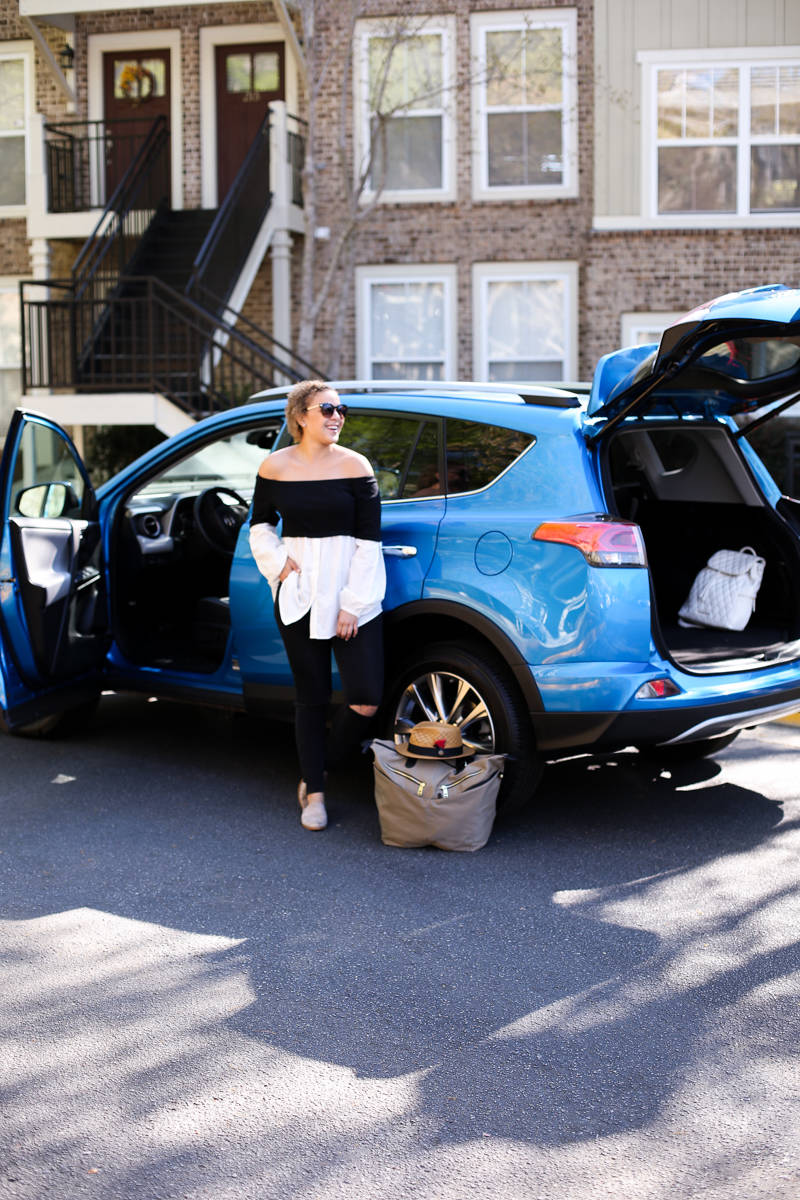 Mini Roadtrip to Athens in the Toyota RAV4