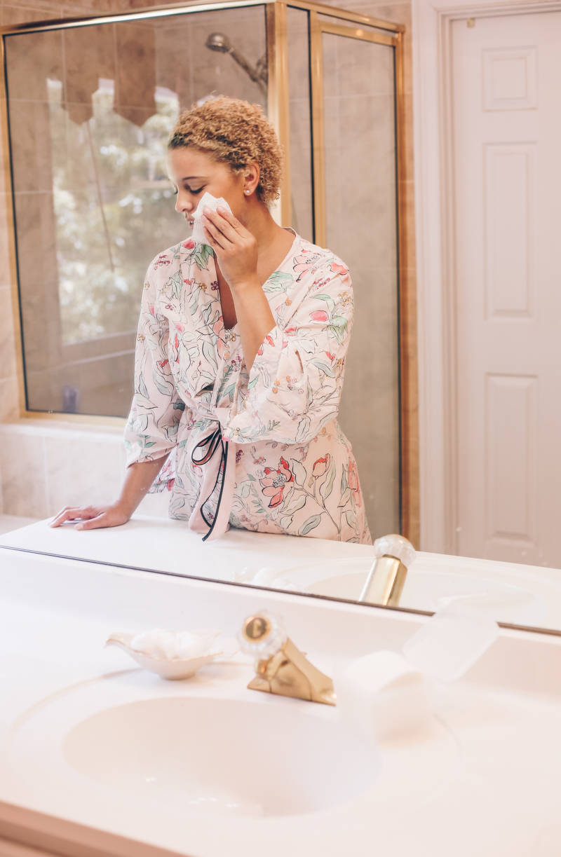 My Nighttime Routine: The Best Facial Cleansing Cloths