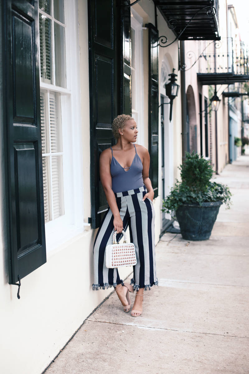 Navy & Grey in Charleston