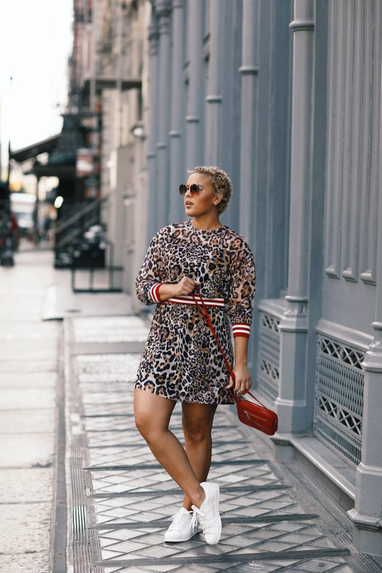 How to Make Leopard Casual