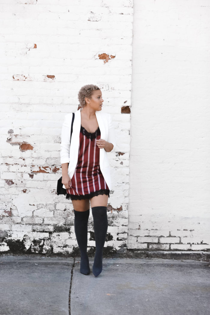 Styling Your Slip Dress for Fall