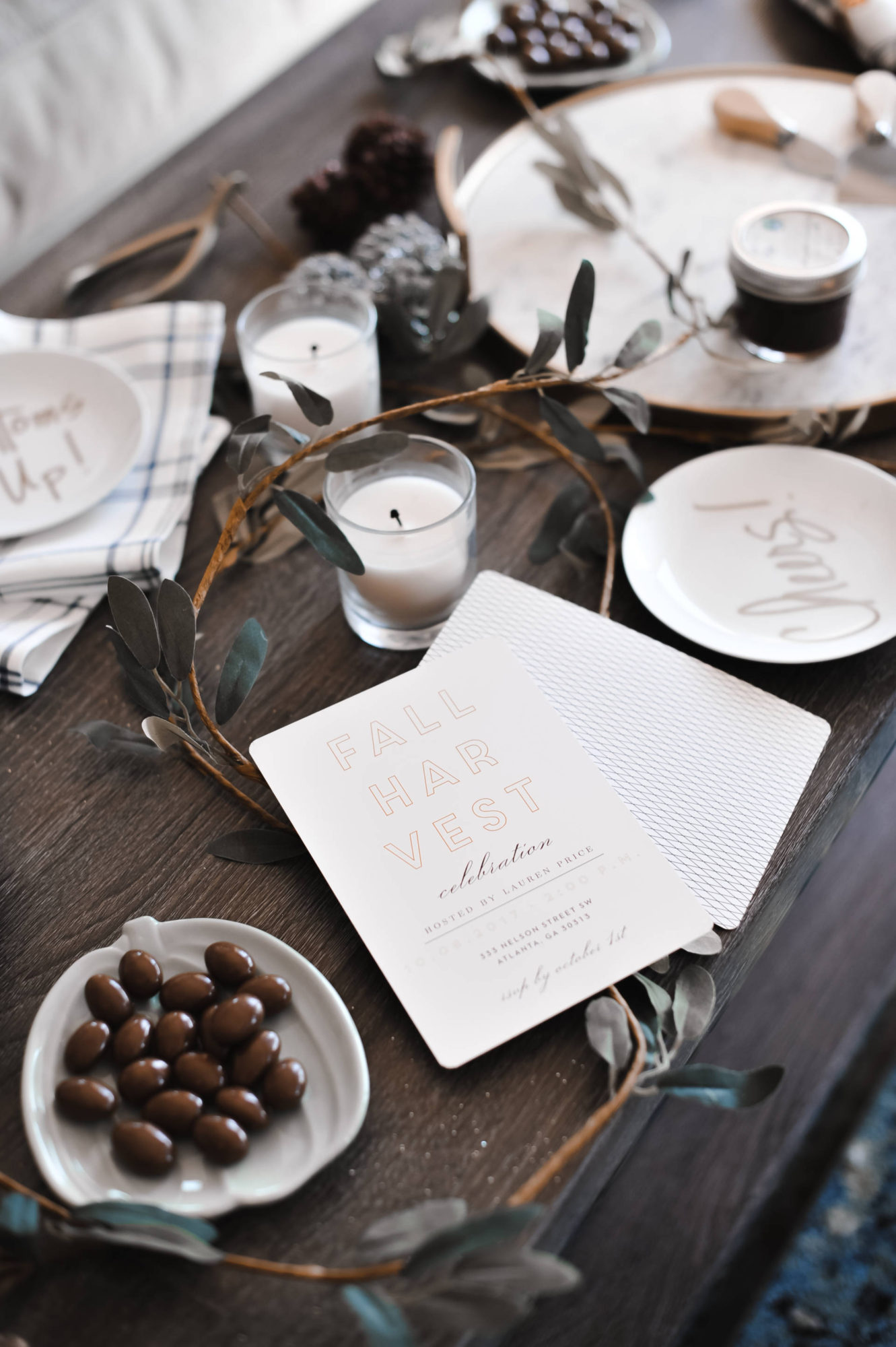 Hosting the Perfect Fall Celebration
