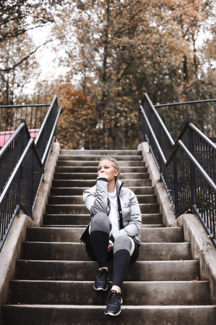 Ready for Winter with Athleta Outerwear