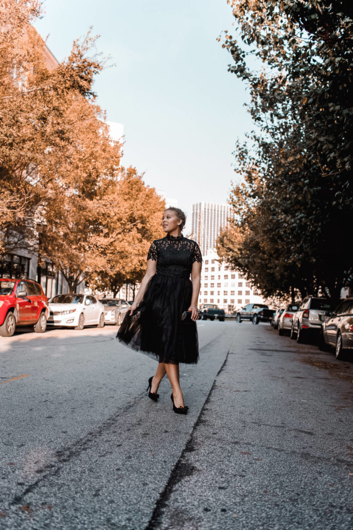 Finding the Perfect Lace Black Dress