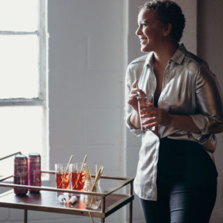 The Recipe for a Perfect Girl's Night with Seagrams Escapes Spiked