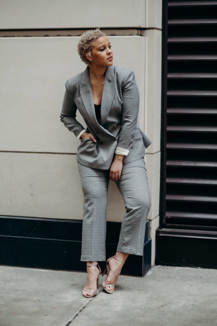 Why Every Woman Needs a Power Suit