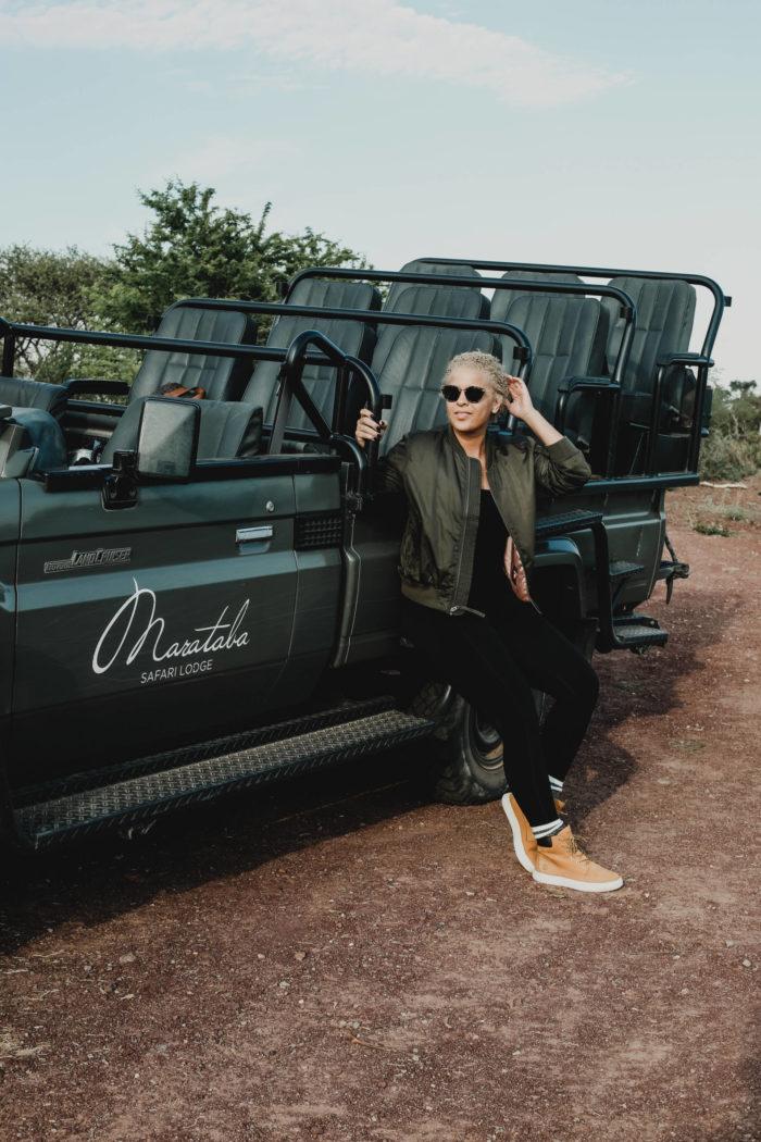 Getting Wild on Safari