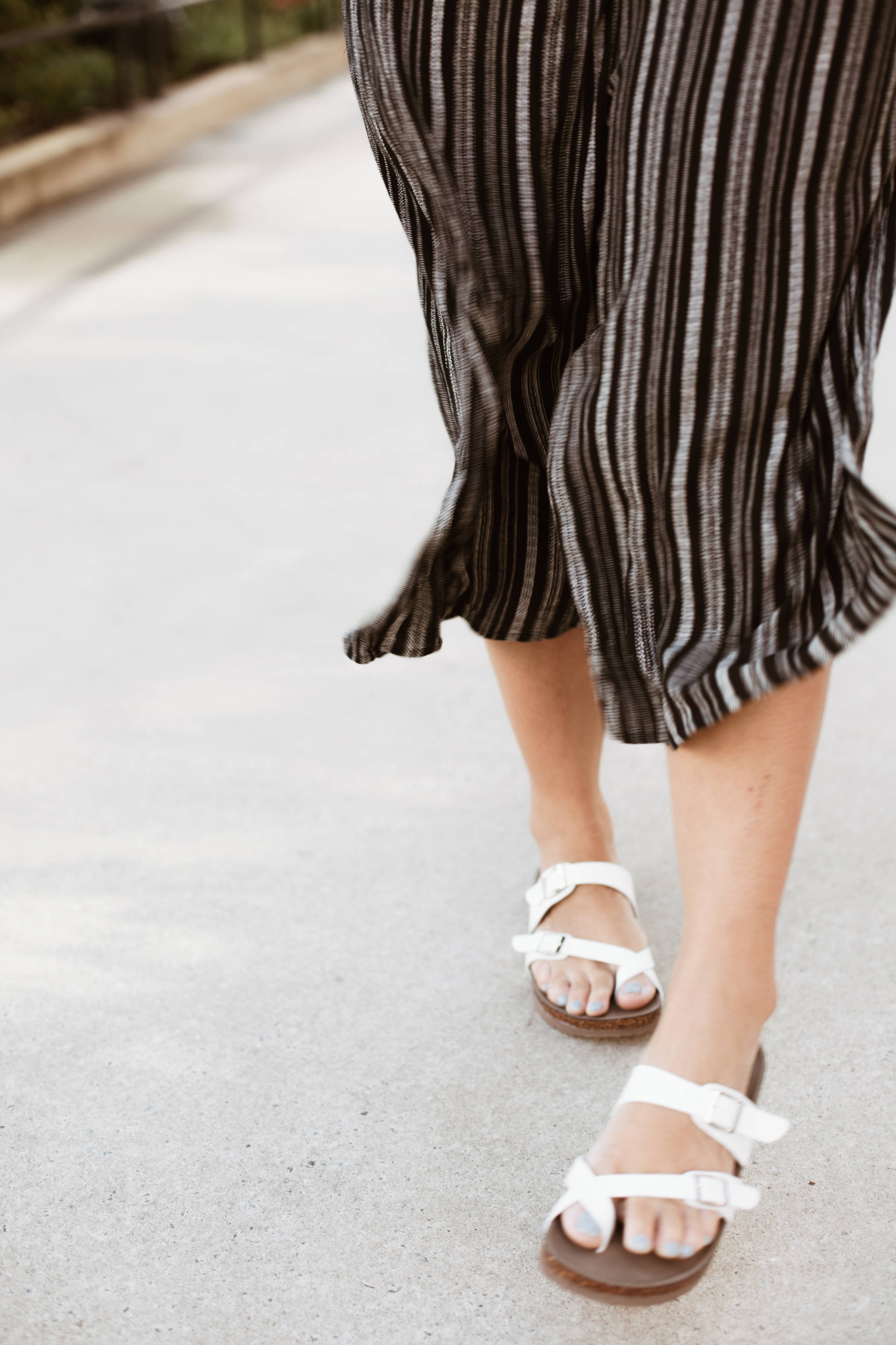 The Best Sandal Trends This Spring